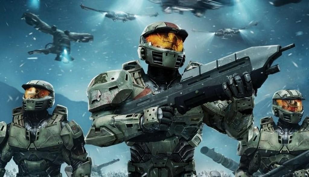 DAFF KRIG: Halo Wars er blitt et høyst ordinært strategispill.