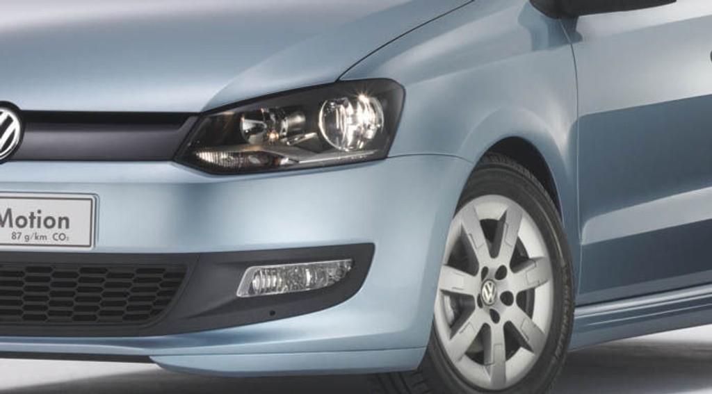 RENERE: CO2-utslippet på BlueMotion-varianten av Polo er på 87 gram.