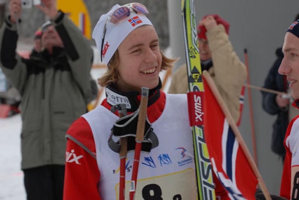 17 år gamle Ole Christian Wendel har blitt tatt ut til flere verdenscuprenn.