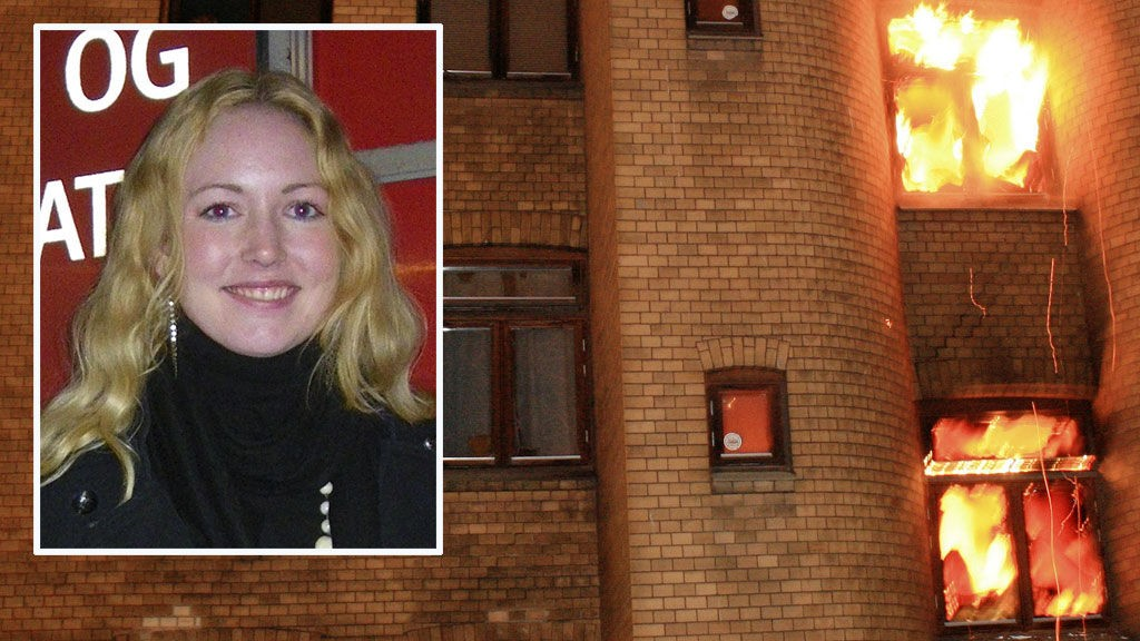 Siv Anita Hauganes (25) overlevde brannen i Urtegata i Oslo der seks personer døde.