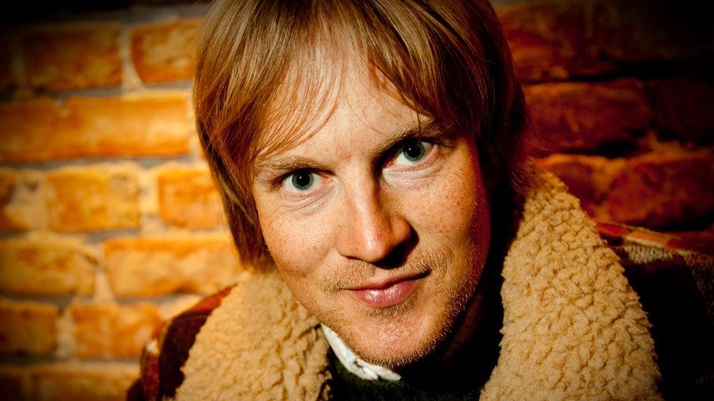 UNG VETERAN: Øystein Greni er kanskje bare 32, men har levd av musikken sin i ti år. - Vi er et utrolig heldig og priviligert band, sier han.