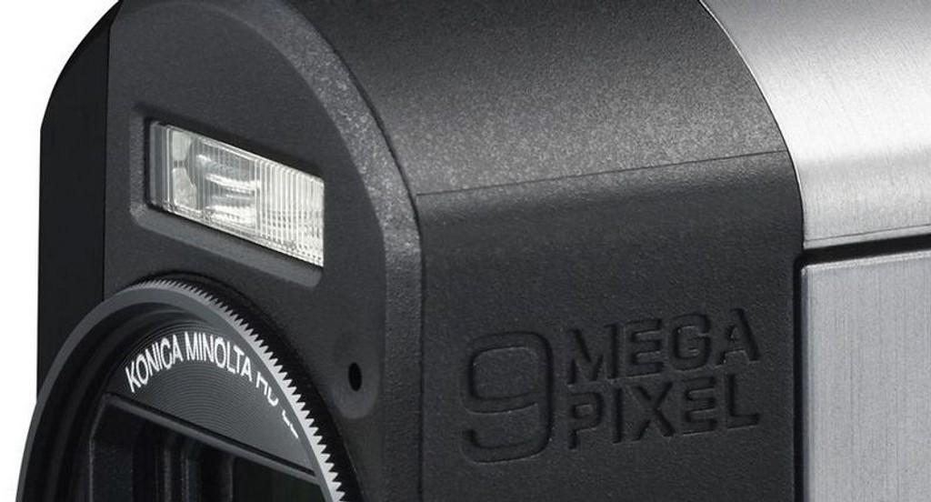 LOMME-HD: Dette HD-videokameraet er ikke større enn et kompaktkamera.
