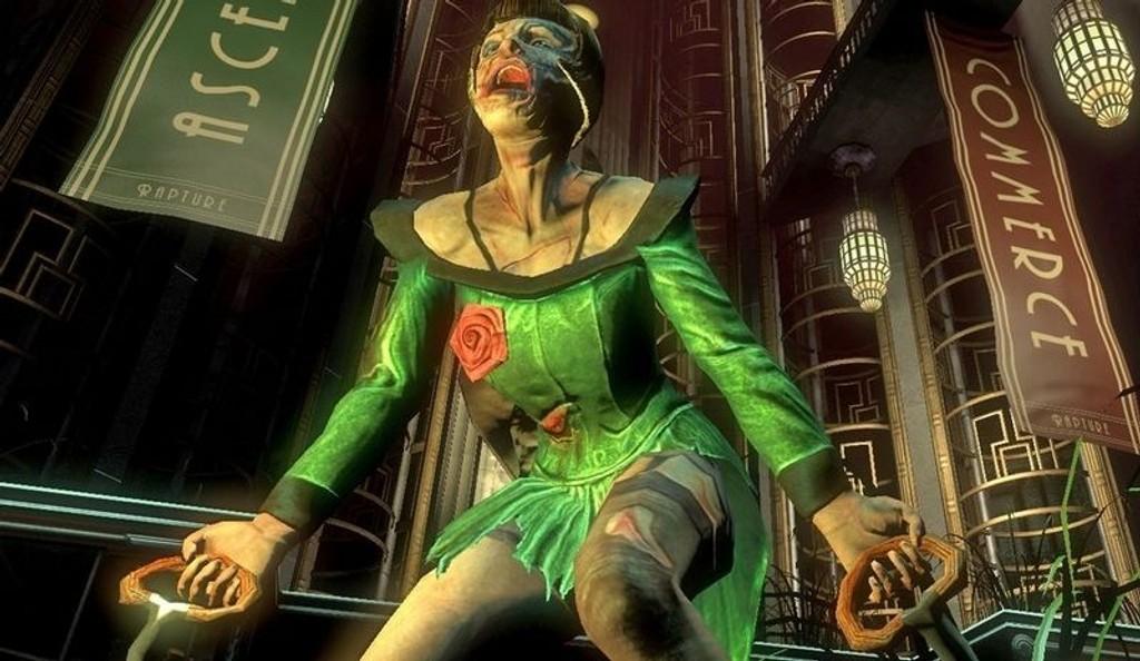 PUH: Bioshock 2 kommer også til PC og PS3. Dermed kan potensielle sjokk være avverget.