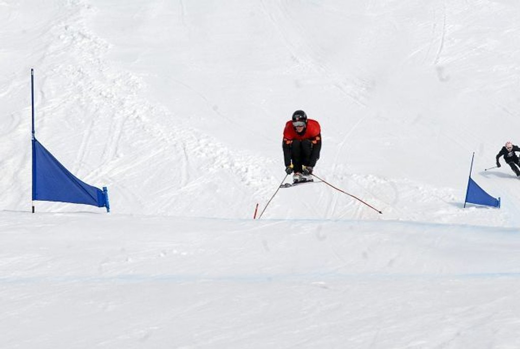 Anders Rekdal fra Røa imponerte i FIS-rennene i Wyllerløypa i helgen. To andreplasser ble det på Ready-utøveren.