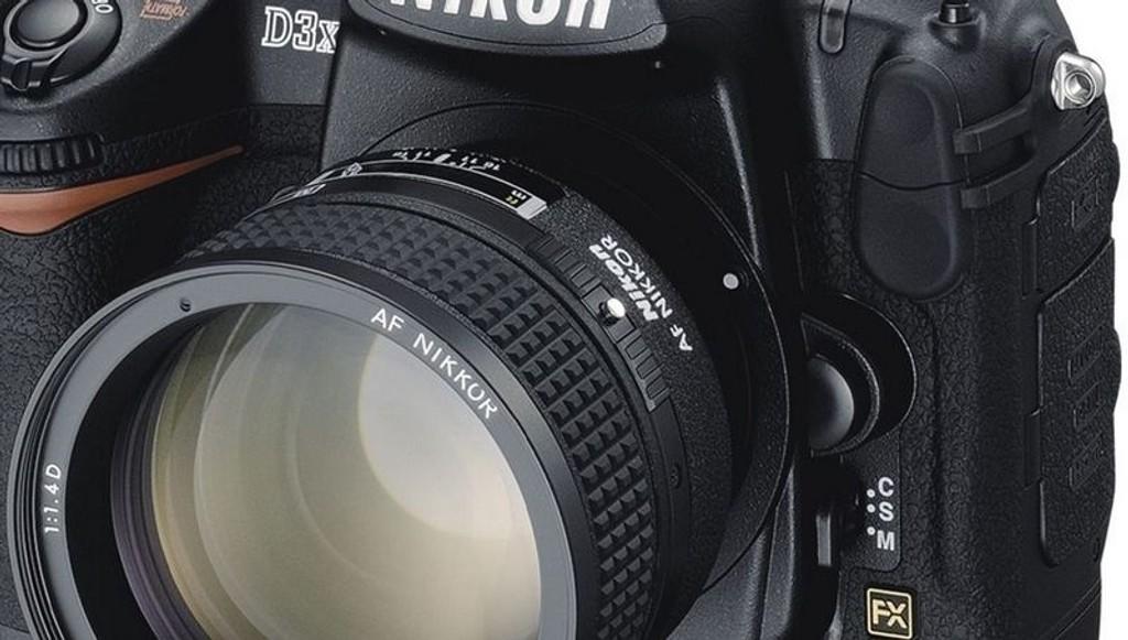 TOPP: Nikon har med D3x sluppet sitt hittil beste speilreflekskamera, og det sier ikke så rent lite.