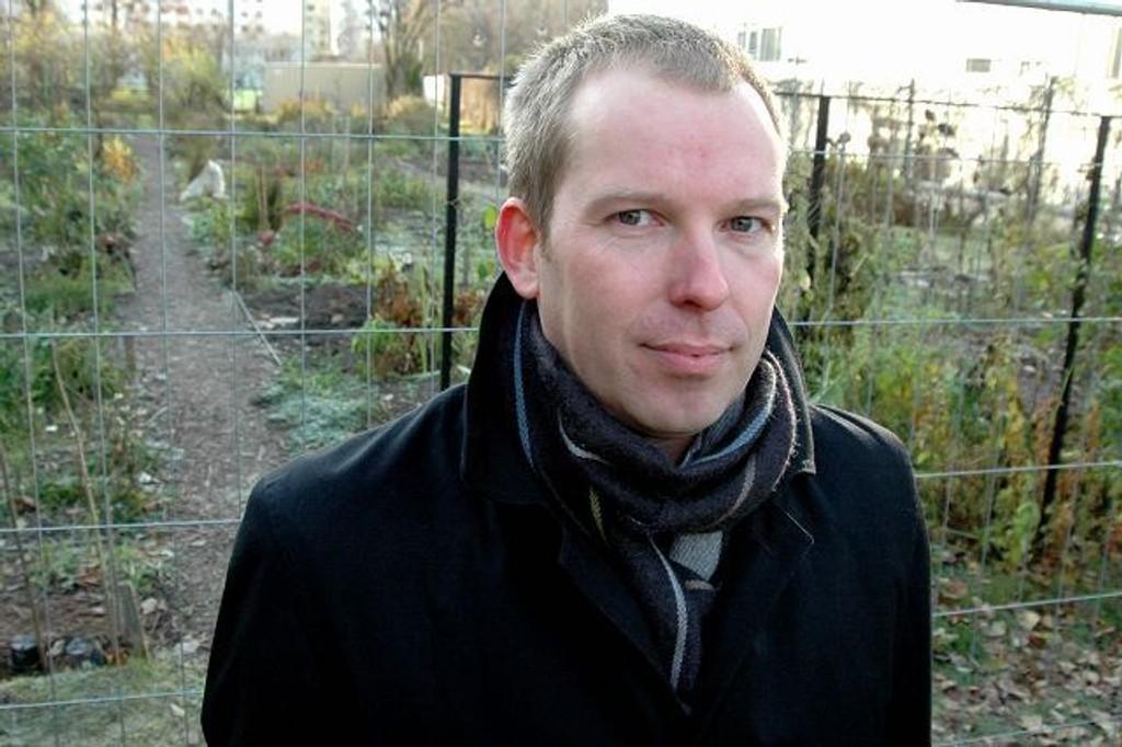 Håkon Haugli (Ap) stiller krav til Byrådet. FOTO: Julie Messel