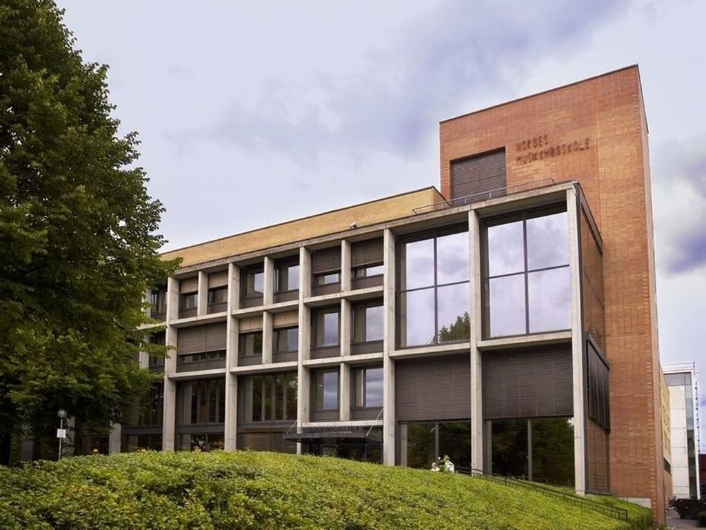 Norges musikkhøgskole er staid mer populær studieplass