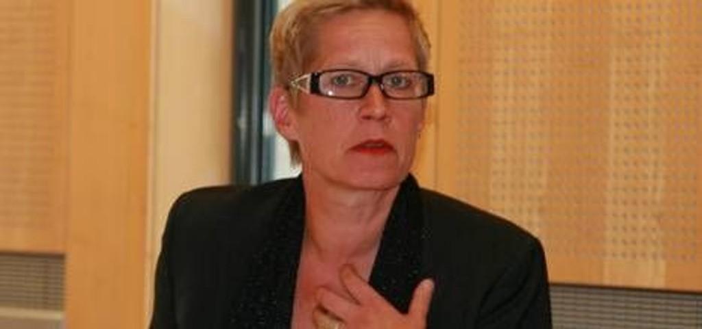 Anne Aasheim, redaktør for Dagbladet