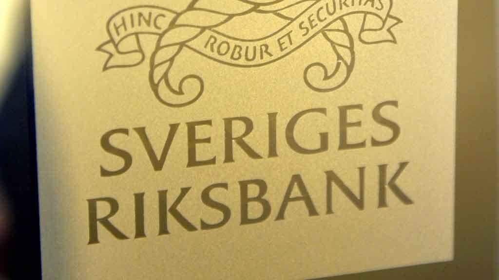 Svensk rente Riksbanken