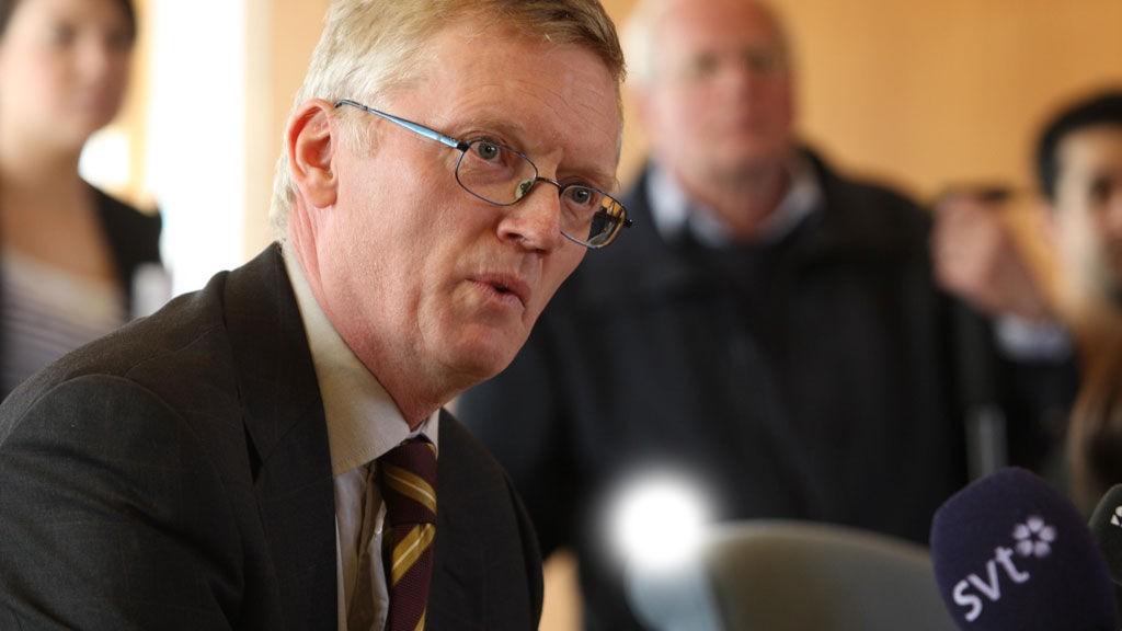 INHABIL? Dommer Tomas Norström er aktiv i en rekke opphavsrettighetsorganisasjoner sammen med flere av anklagersidens advokater i Pirate Bay-saken.