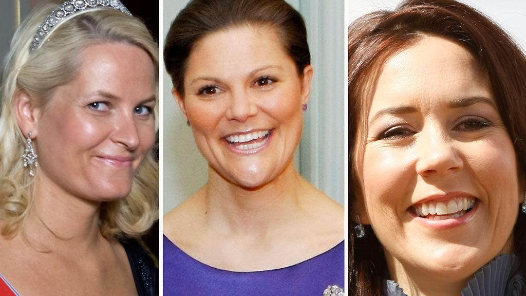 KÅRING: Et svensk magasin har kåret de 11 mest glamorøse prinsessene i Europa - se hvem som vant!