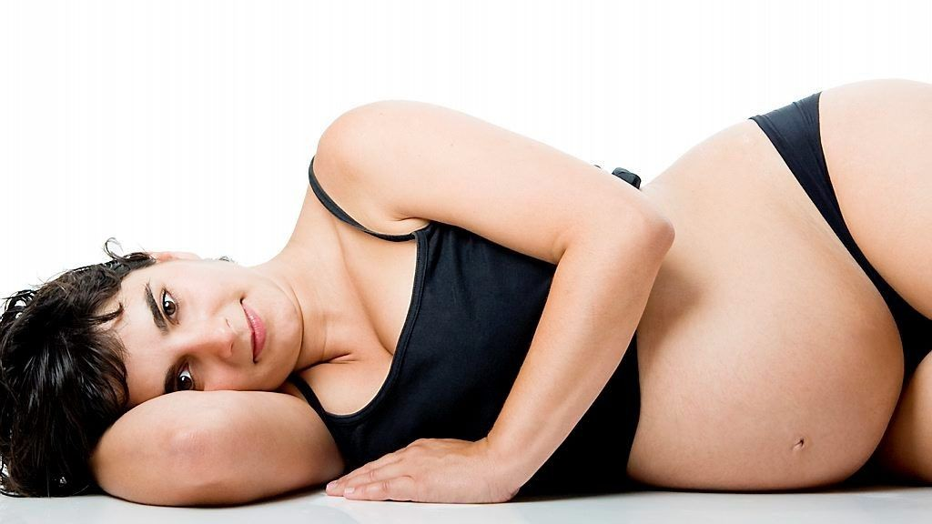 gravid uden kvalme