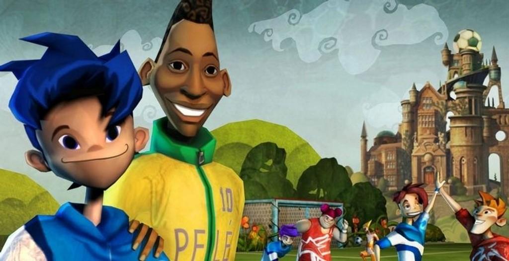 FOTBALL: Spillgiganten Ubisoft har alliert seg med en av tidenes største fotballlegender.