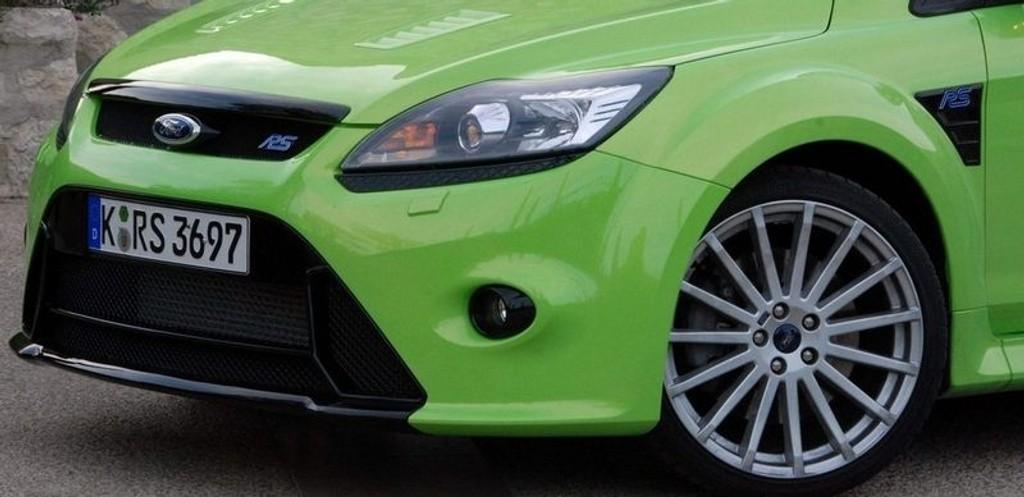 TEST: Tyske AutoBild har testet forhjulsdrevne Focus RS mot Audi S3 og BMW 130i.