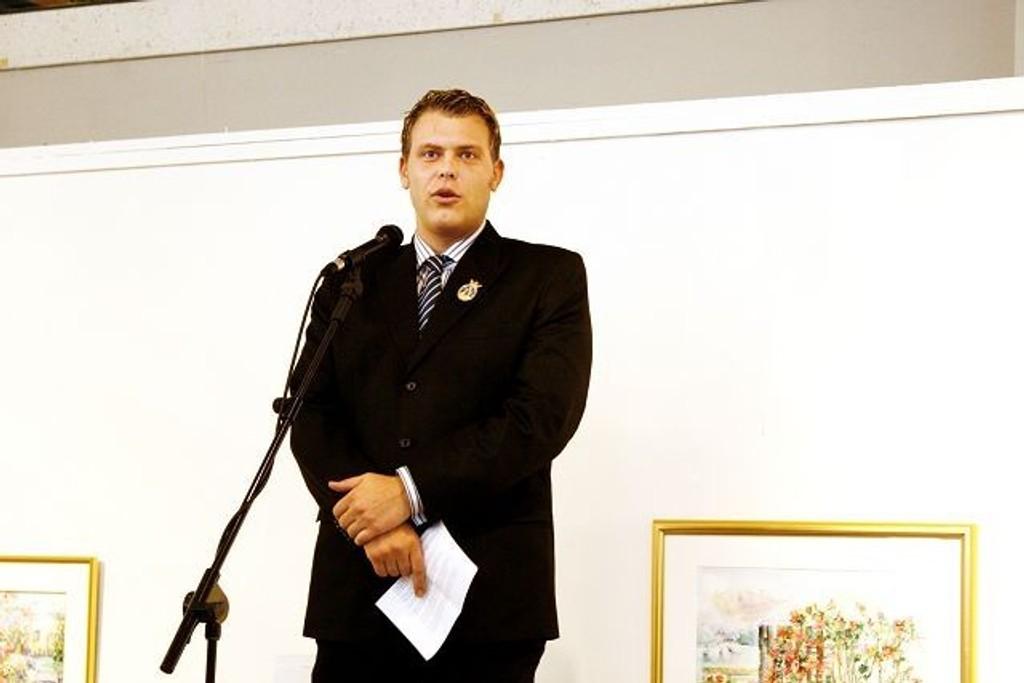 Samferdselsbyråd Jøran Kallmyr (Frp) mener Manglerudtunnel er nærmere enn noen gang.