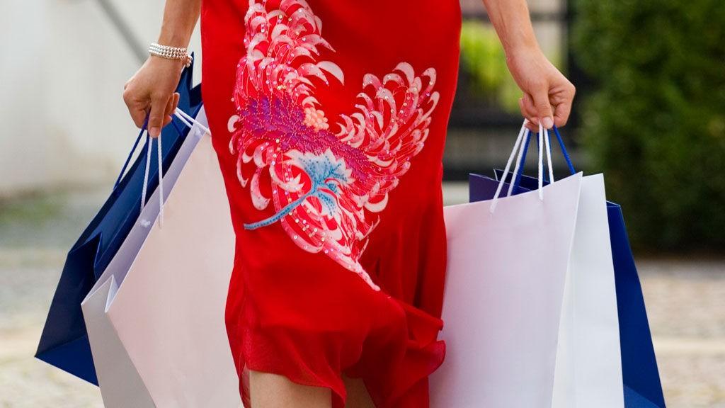 Bæreposer kan det bli mange av når du besøker noen av Europas største kjøpesentre.