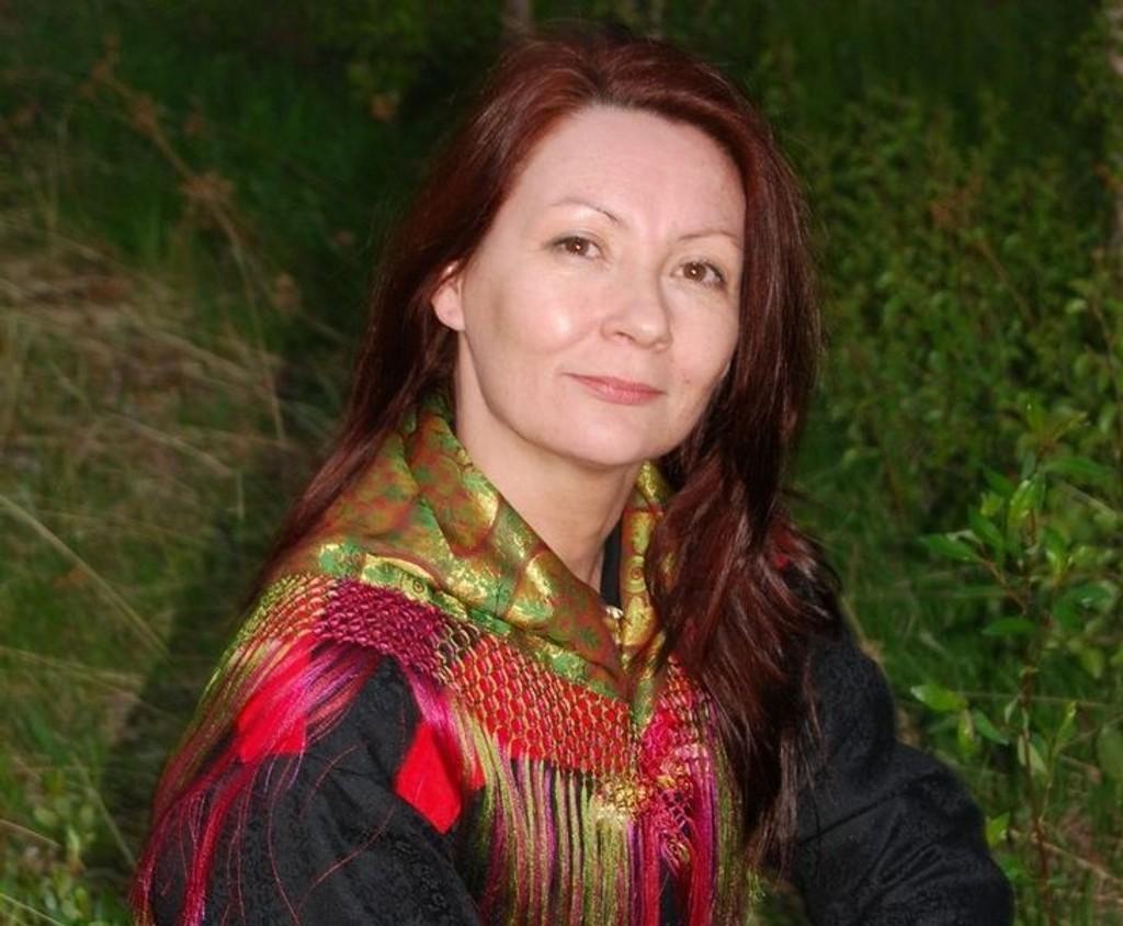 På valg: Lisbeth Somby står på valg til sametingsvalget.
