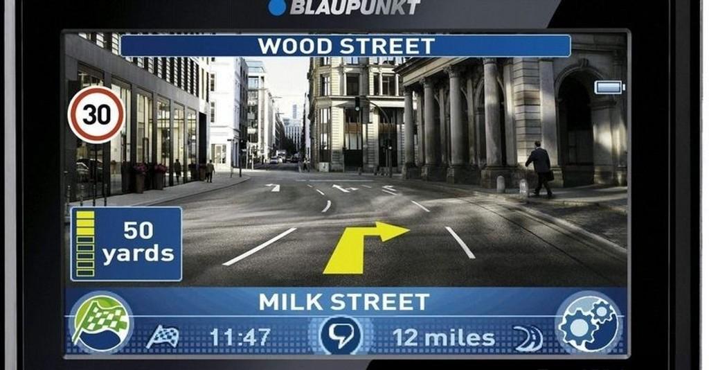FINNER FREM: GPS-ene blir stadig mer avanserte. Flyfoto og video er allerede tilgjengelig. (Foto: Lyd og Bilde)