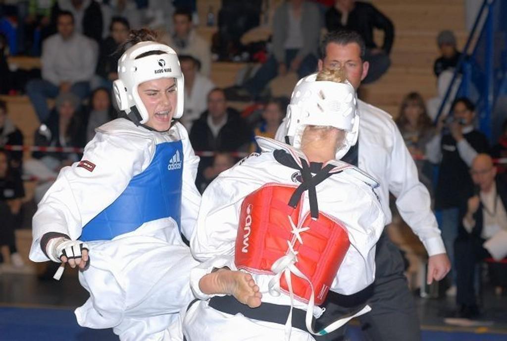 Nikolina Kursar vant i helga et stevne i Sør-Korea.