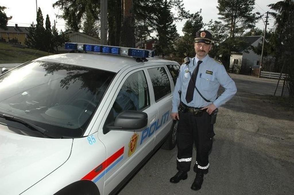 Dag Harald Drevsjø forteller at politiet har pågrepet syv personer for narkotikaforbrytelser.