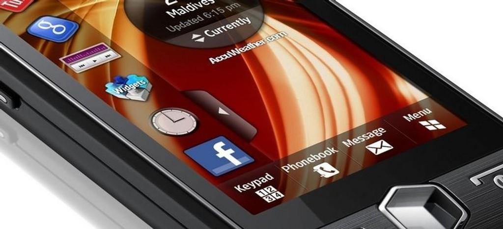 RASK: Samsungs lynraske trykkskjermmobil gir Apple en på tygga.