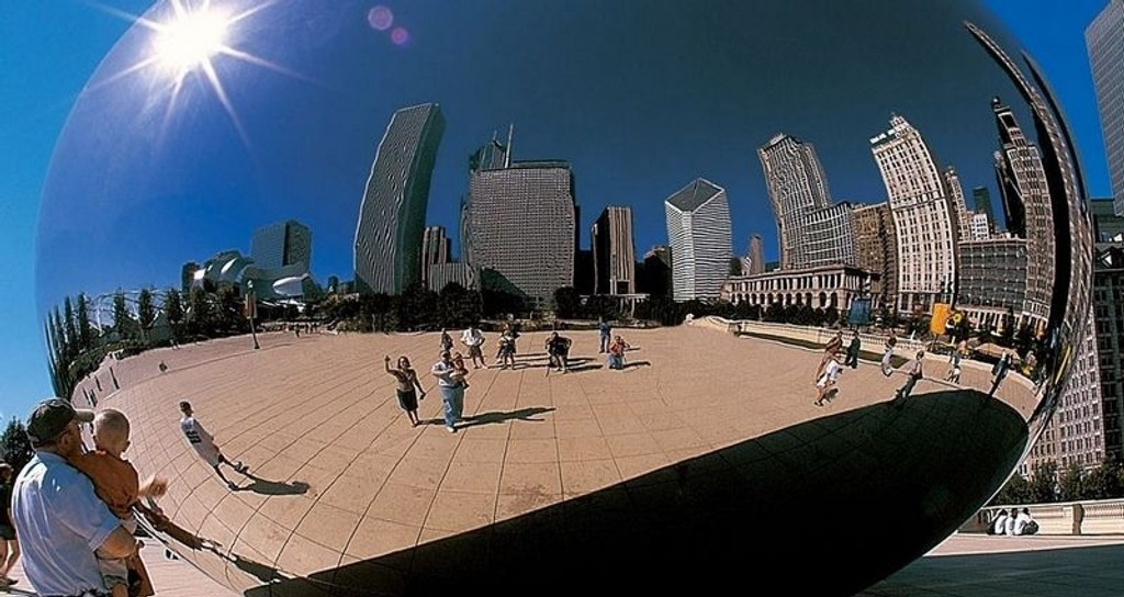 """THE WINDY CITY: Opplev hva Sinatra mente da han sang """"Chicago is my kind of town""""."""