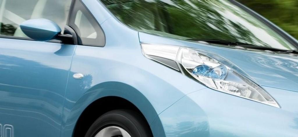 ELBIL: Nissan Leaf