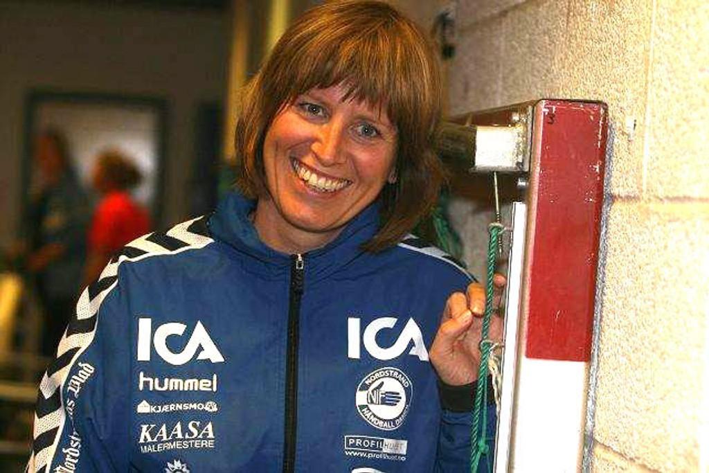 Jeanette Nilsen vokter NIFs mål denne sesongen.
