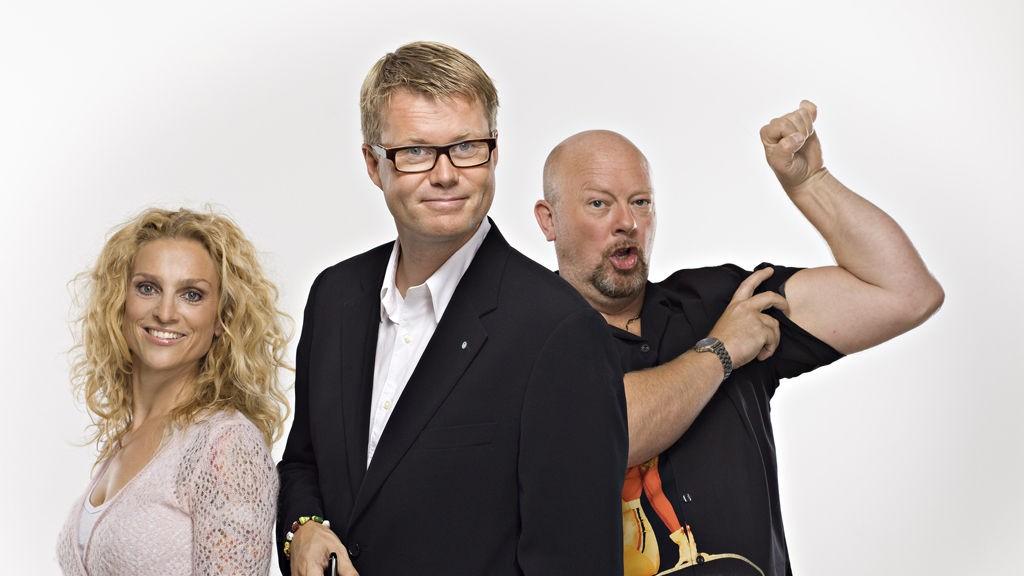Morgenshow på Radio Norge