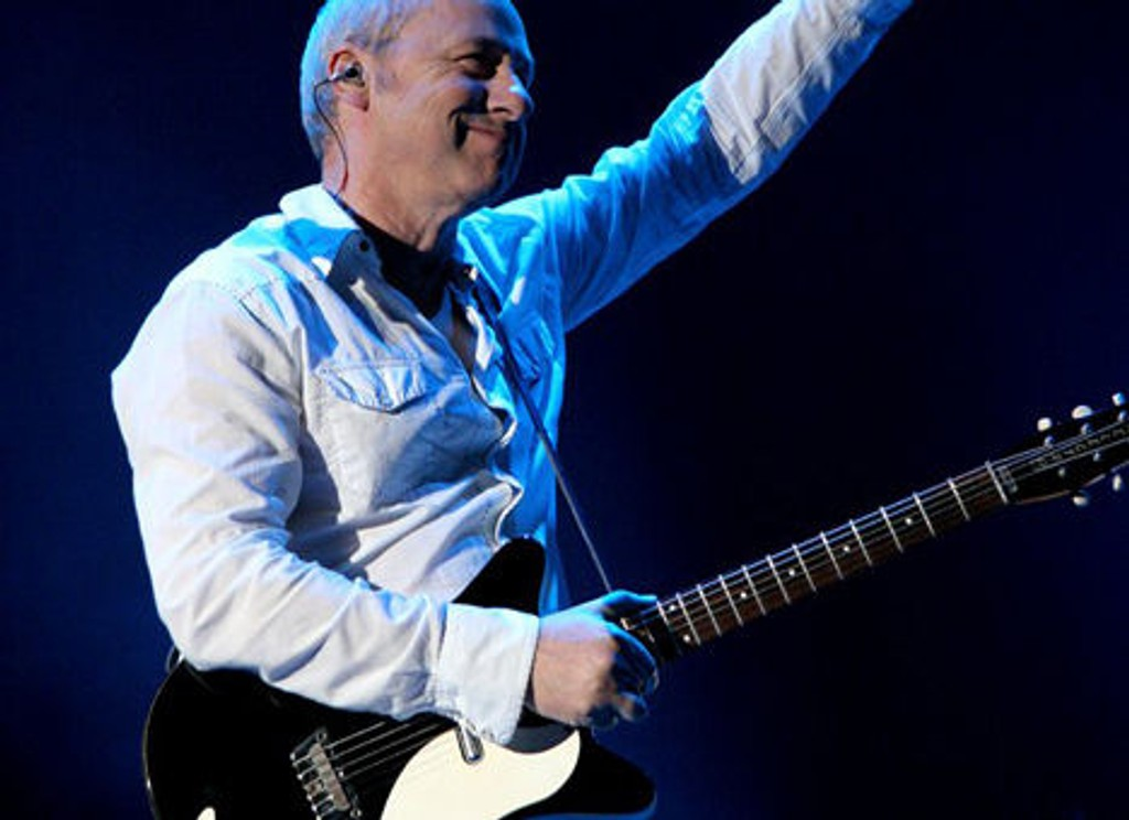 Mark Knopfler kommer til Norwegian Wood.