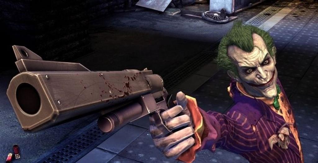JOKEREN: Batman: Arkham Asylum får meg til å smile like bredt som Jokeren.