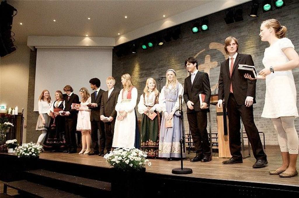 Oslo Misjonskirke Betlehem inviterer nå nye niendeklassinger til konfirmasjonsundervisning på Abildsø. Foto: Privat