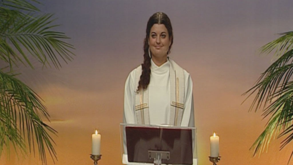 Er Sonja Ullestad prest? Eller noe helt annet?