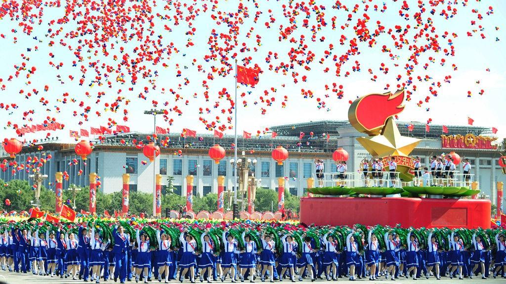 kommunisme i kina