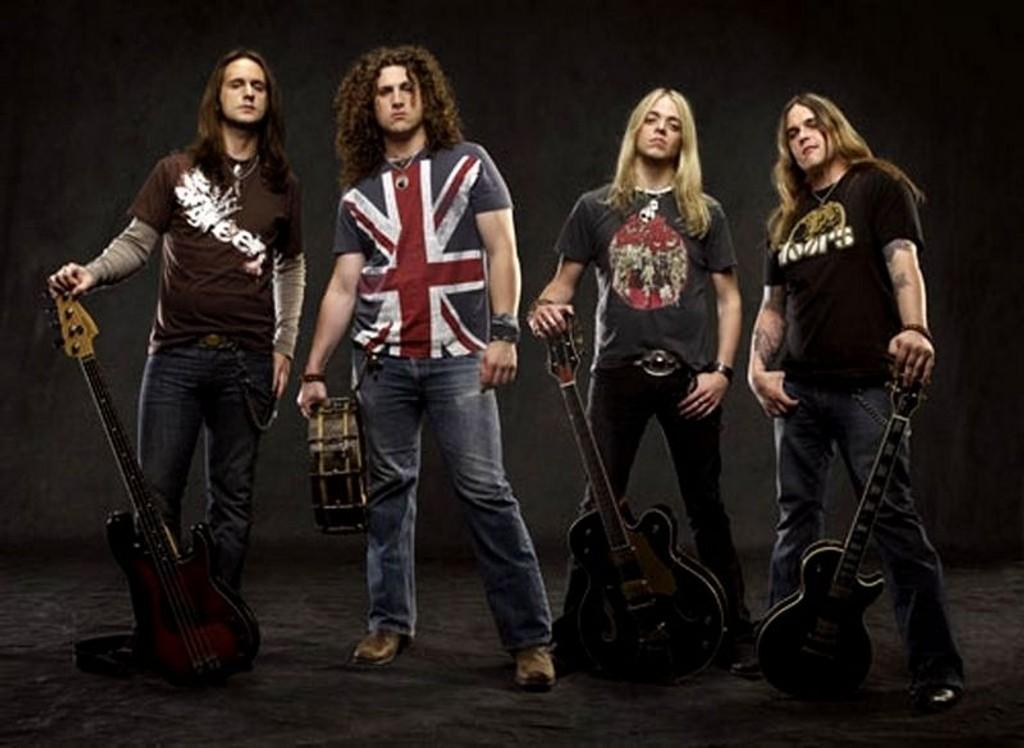 Black Stone Cherry - Knalltøff rock fra Kentucky til Oslo!