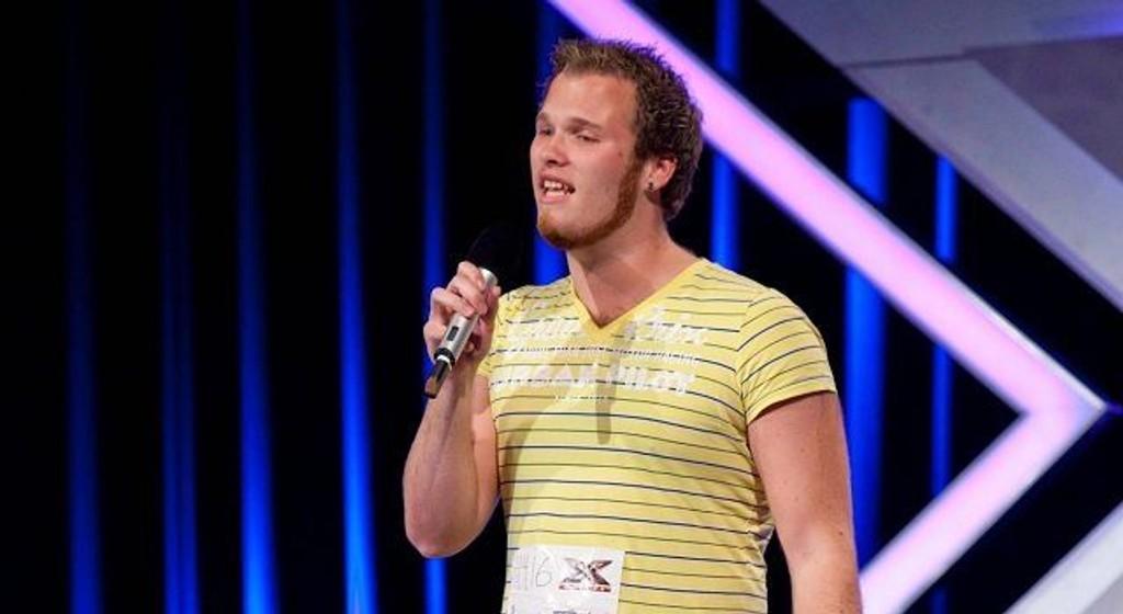 Marcus skjønte at han kunne synge da han gikk i niende klasse. Foto: TV 2
