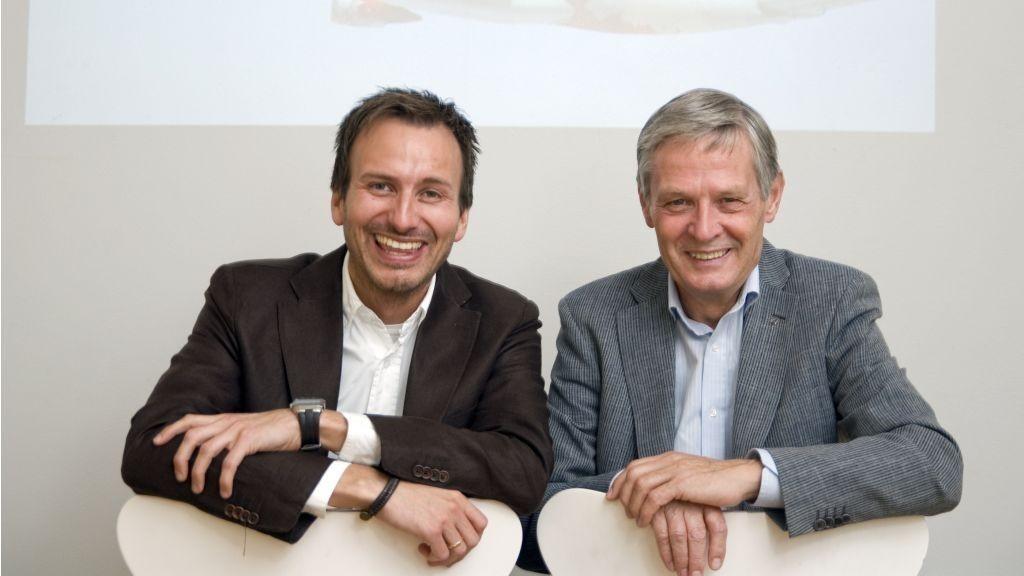 Kai Holmberg og Otto Lagarhus, Feel Air