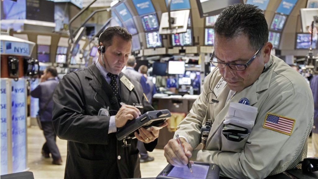 USA-børser, Wall Street