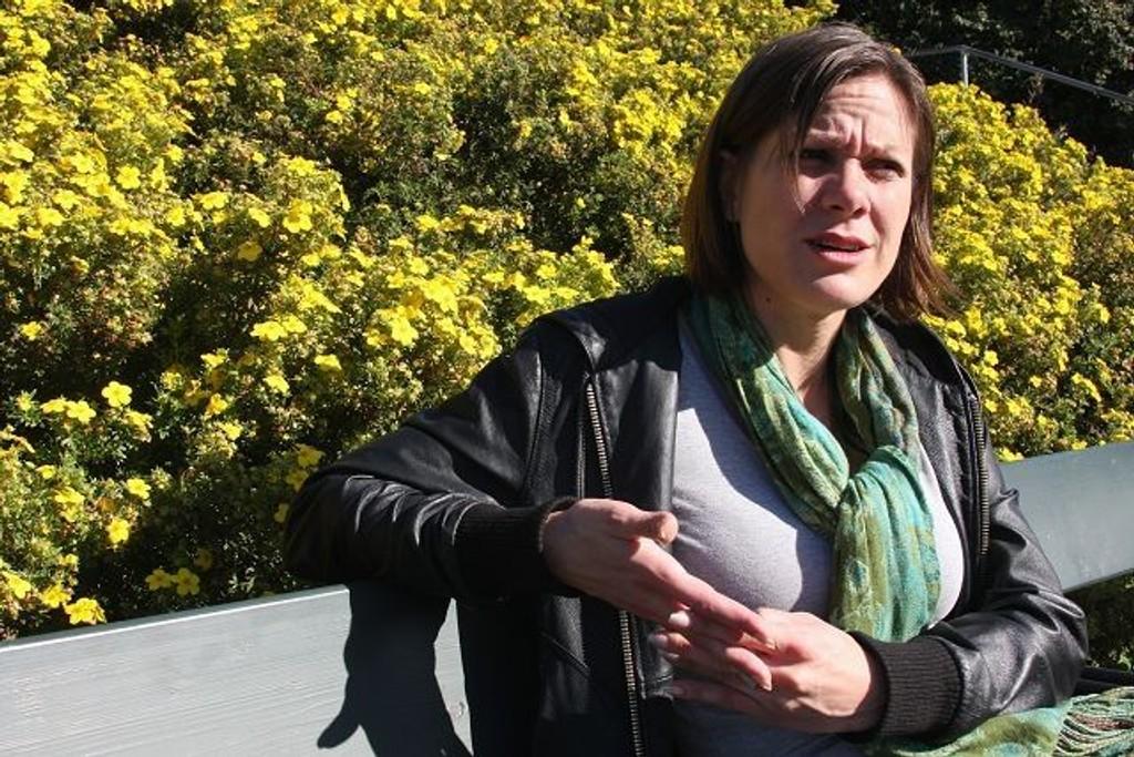 Førstekandidat i Oslo og partiets talskvinne Hanna Marcussen vil kjempe for grønnere politisk styring i hovedstaden.