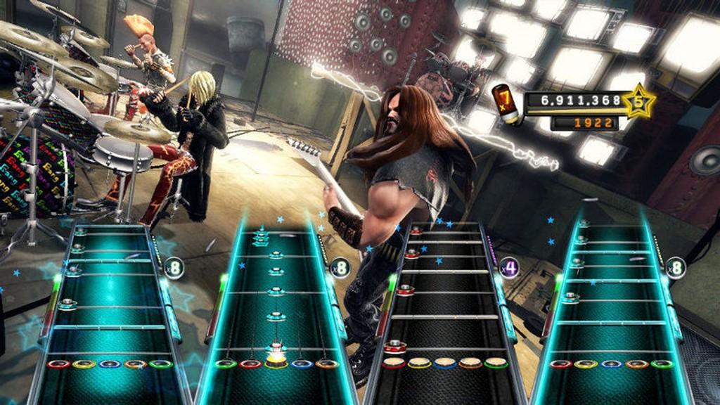 ROCK: Slipp løs gitarhelten i deg!