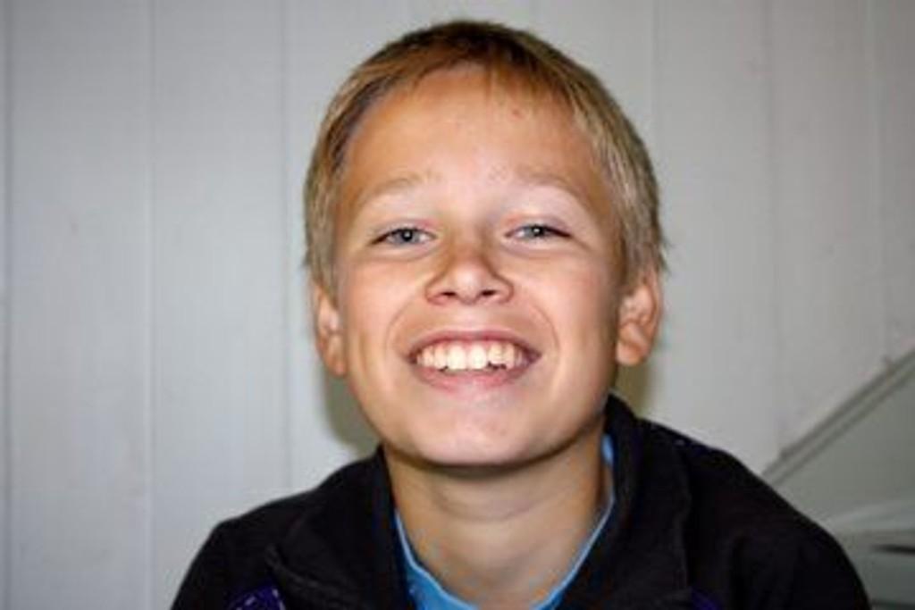 Max Benjamin Dalberg Merg (15), Rødtvet - Jeg har vært hjemme og på Tusenfryd. Etter å ha spist mye rart tok jeg Spin Rider fire ganger på rad og ble skikkelig dårlig. Jeg ble helt grønn i trynet, men vil tilbake igjen.