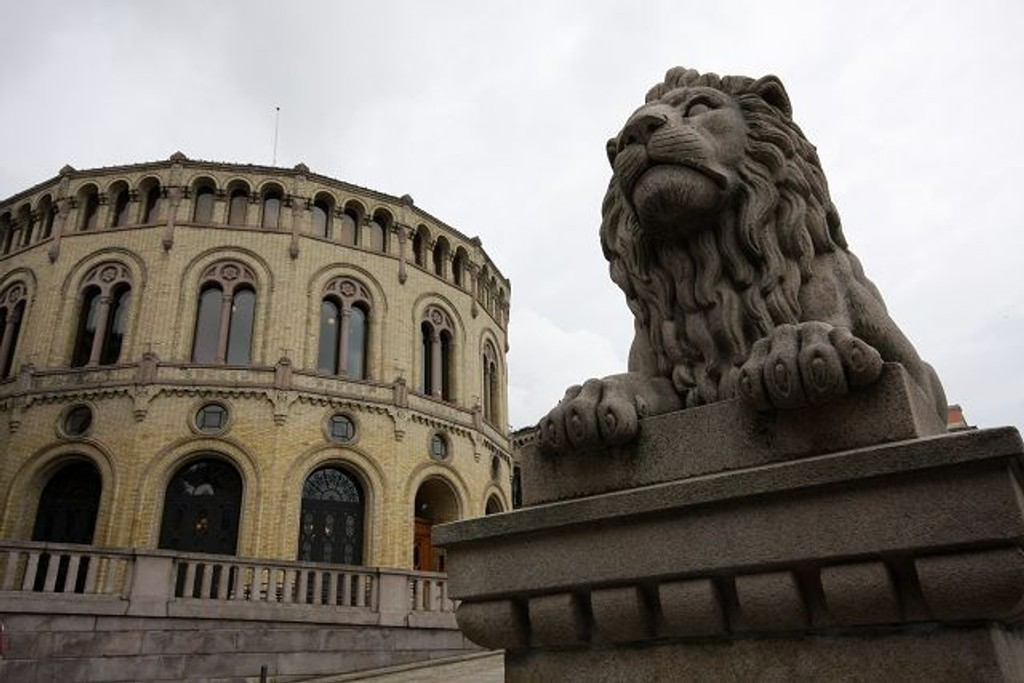 Oslo-politikken kan bli styrka på Stortinget de este fire år. ARKIVFOTO