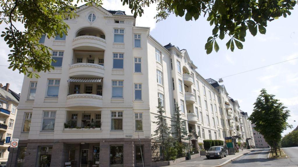 Boligsalg, Bygdøy Allè, eiendom, boligpriser