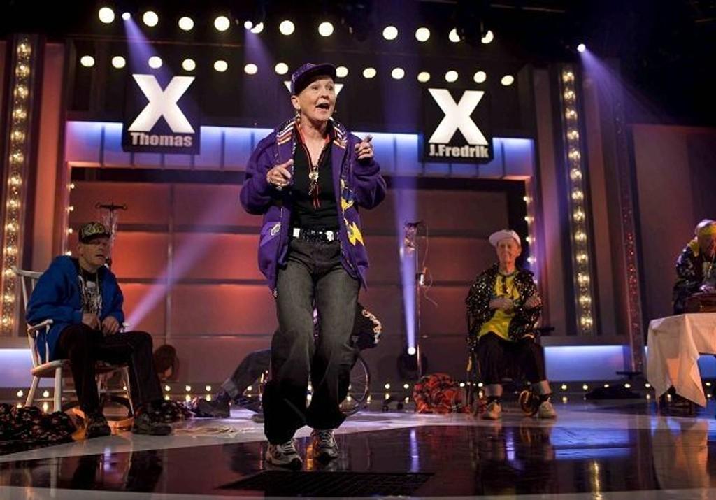 Sprekingene fra Røa eldresenter ble Norske Talenter-finalister i årets konkurranse. Nå leter TV2 etter deg. FOTO: TV2