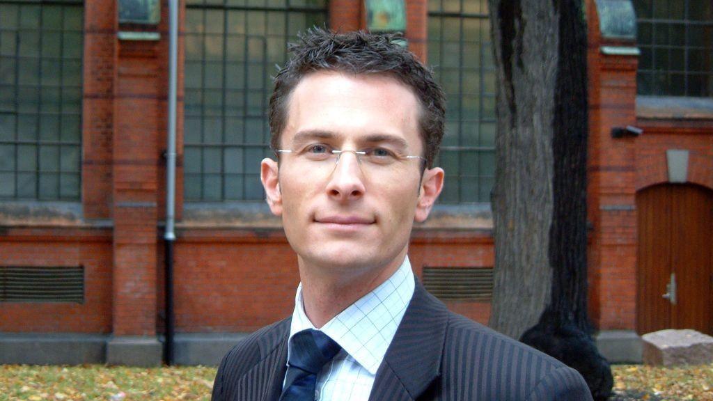 Analytiker Administrerende direktør Espen Grønstad i Investtech teknisk analyse