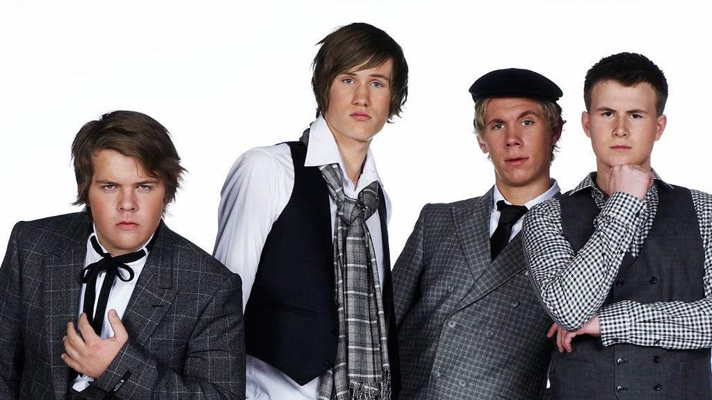 Gutta fra Harstad i No name - no fame, imponerte Mira Craig såpass mye at de gikk videre i «X-factor»