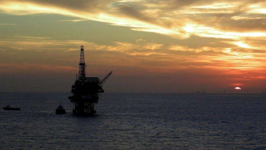 Oljeplattform GOM mexicogolfen mexicogulfen Oljeproduksjon oljefelt