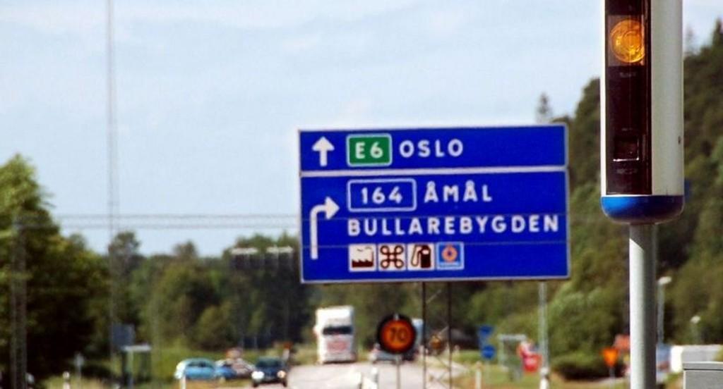 FART: Svenskene justerer fartsgrensene.