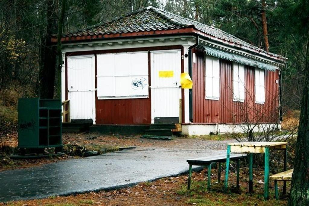 Selve kiosken/paviljongen anses som særlig verdifull ut fra en arkitektonisk og/eller kulturhistorisk vurdering, ifølge Byantikvaren. Alle foto: Aina Moberg