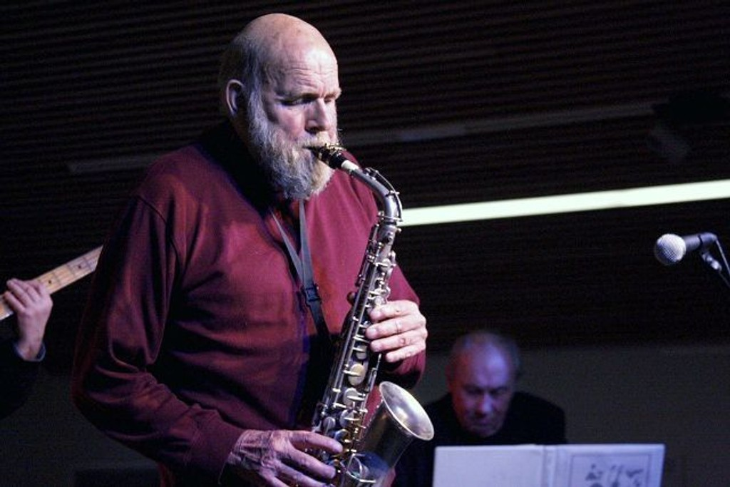 Eilif Holen, et langt liv med jazz.